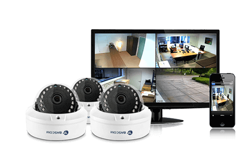 INSTALLATION CAMERA SURVEILLANCE
